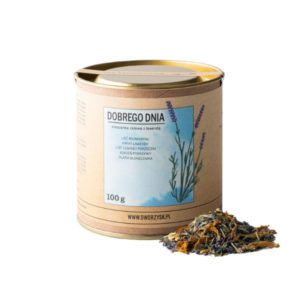 herbata lawendowa