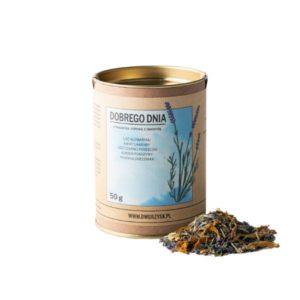 lawendowa herbata działanie