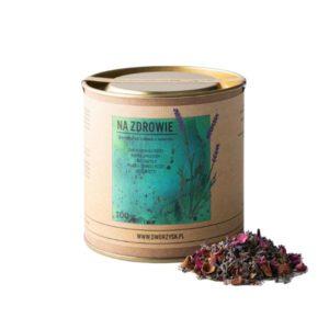 Herbatka ziołowa Lawenda