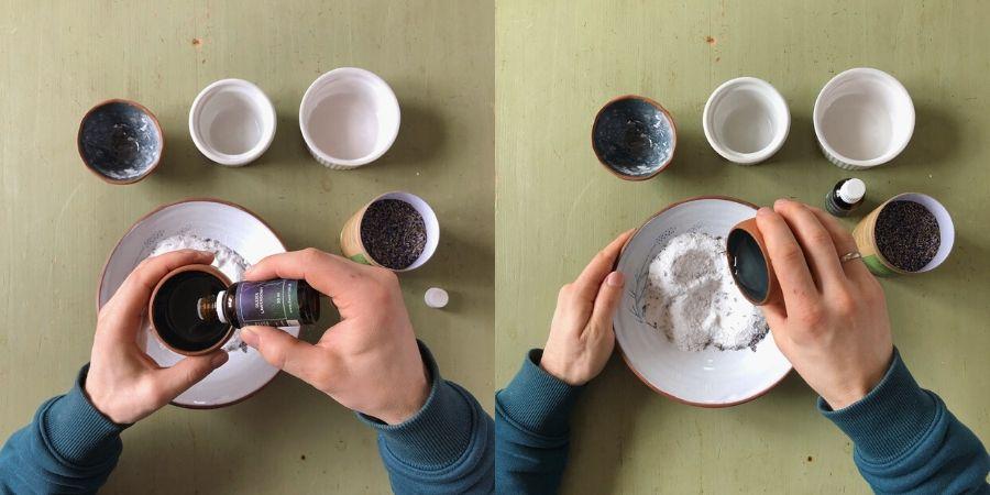 Jak zrobić lawendowe kule kąpielowe?